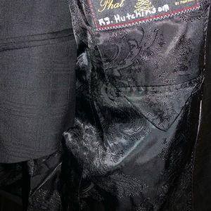 Phat premium 3piece suit grey